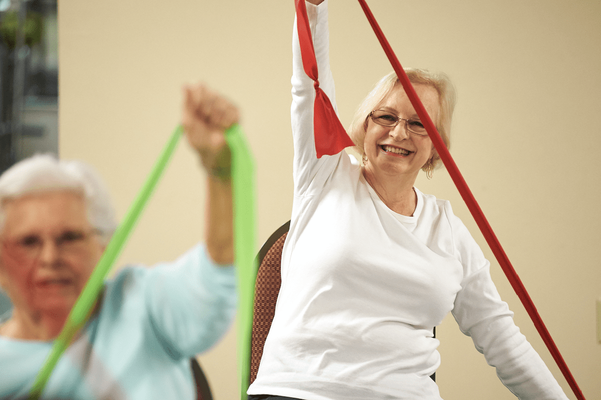 How Can Senior Living Communities Incorporate Wellness Into Residents' Lives?
